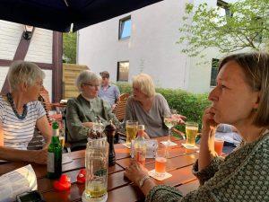 Gemütliches Ortsvereins-Treffen für alle @ Hainbergschänke